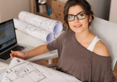 young-architect-working-in-home-office